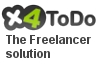 X4ToDo all freelancer tools in one